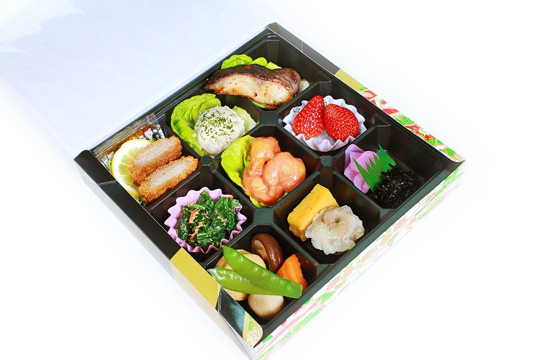 お弁当:1,200円(税抜)