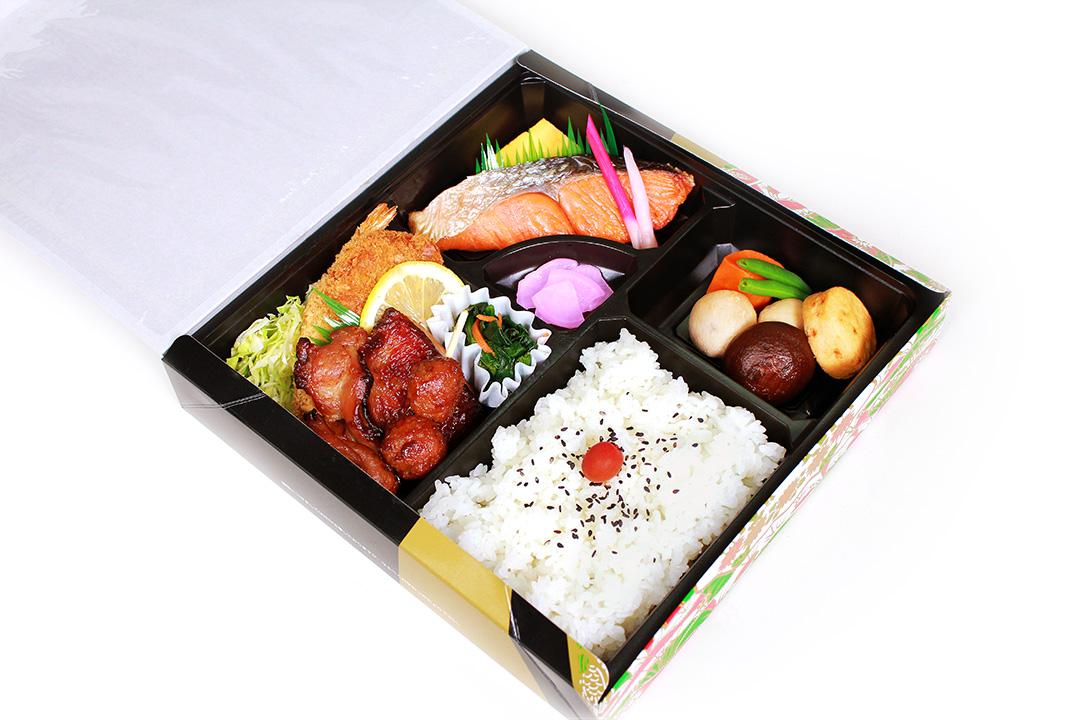 お弁当:1,000円(税抜)